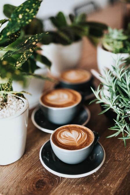 Cappuccino is goed voor je, het heeft een positief effect