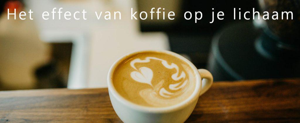 Dit is het effect van koffie op je lichaam