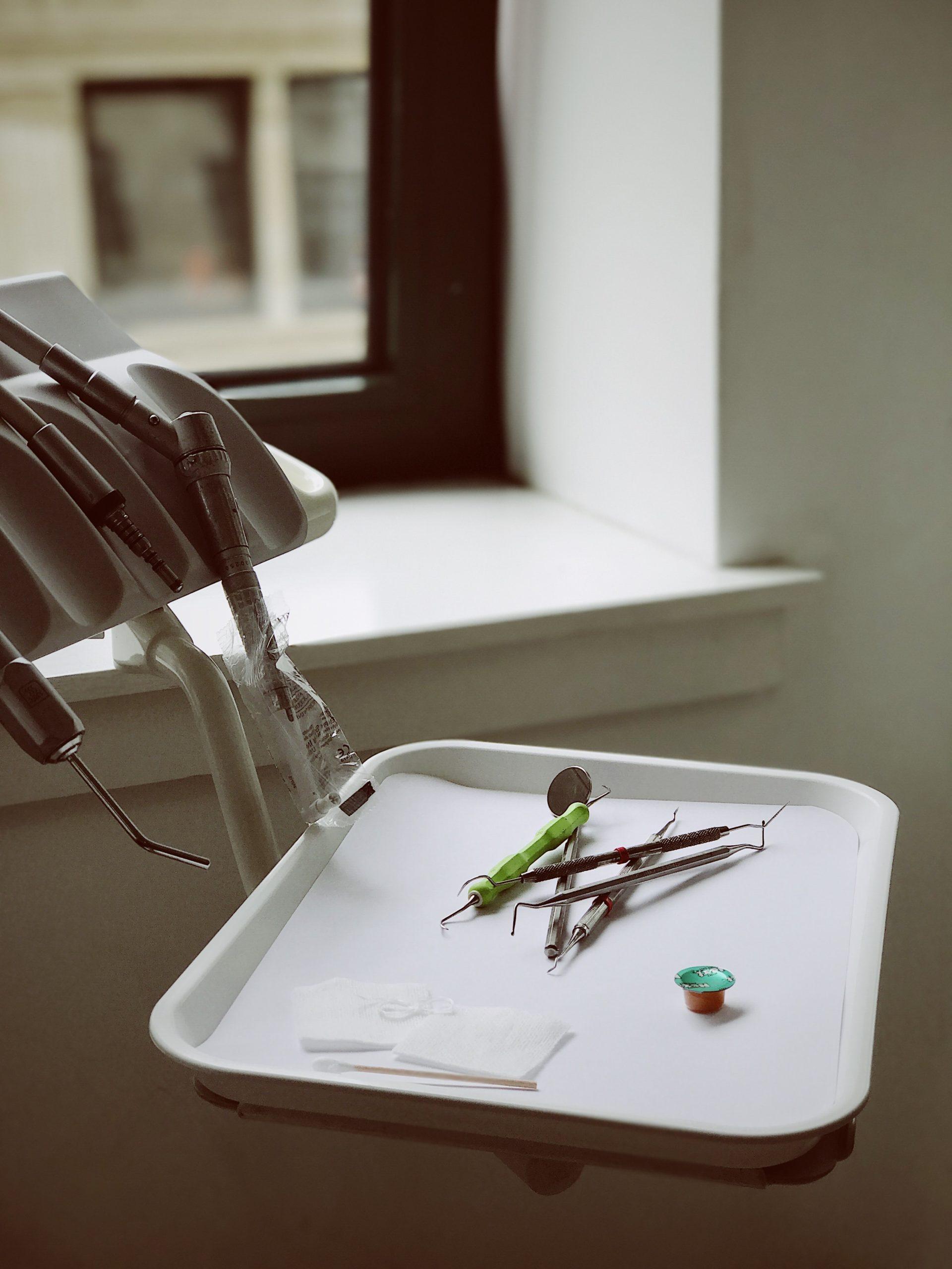 Pijn bij de tandarts